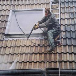 démoussage toiture ARRAS