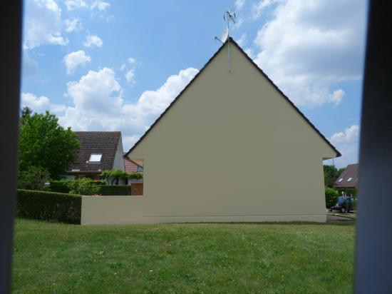 pignon peint à   Aix-Noulette